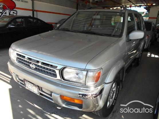 NISSAN Pathfinder 1999 89175265