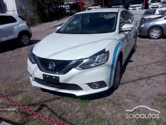 2018 Nissan Sentra Advance MT