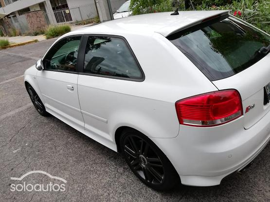 2008 Audi S3 2.0L Turbo FSI MT