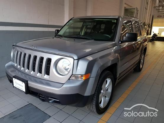 2015 Jeep Patriot Sport FWD MTX