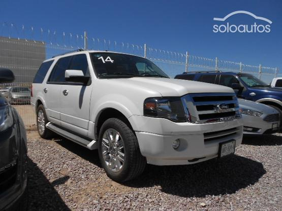 2014 Ford Expedition Limited 4x2 5.4 V8