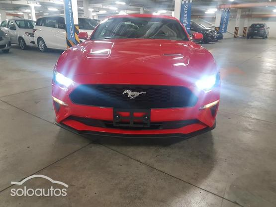 2019 Ford Mustang ECOBOOST TA