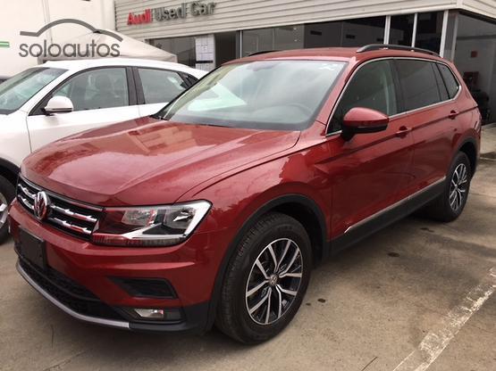 Volkswagen Tiguan 2018 Rojo Manual Ciudad De M 233 Xico