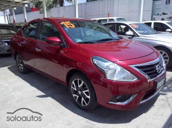 2015 Nissan Versa Advance TA AC