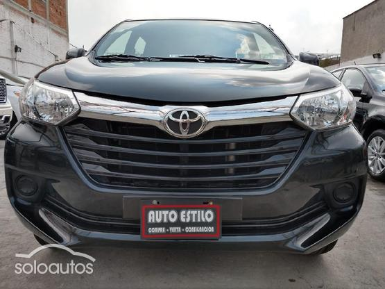 2016 Toyota Avanza 1.5 Premium AT