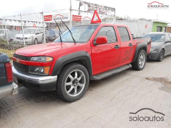 2006 Chevrolet Colorado Pick up Crew Cab A c/E.Eléctrico