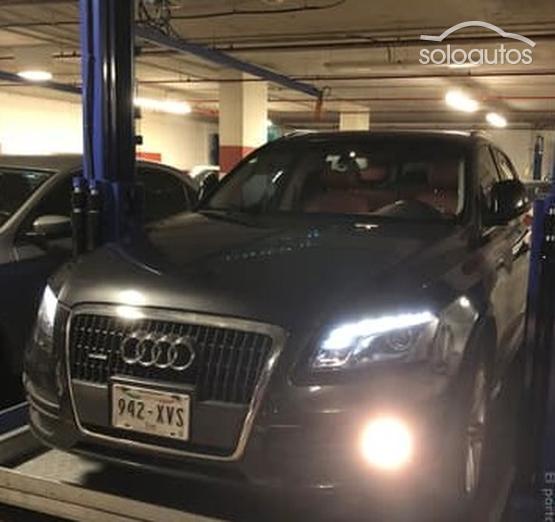 Autos Camionetas Y 4x4s Audi Q5 En Color Azul En Venta En Mexico Soloautos Mx