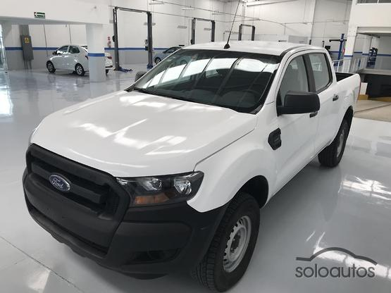 2017 Ford Ranger XL Crew Cab w/Front Air Bags