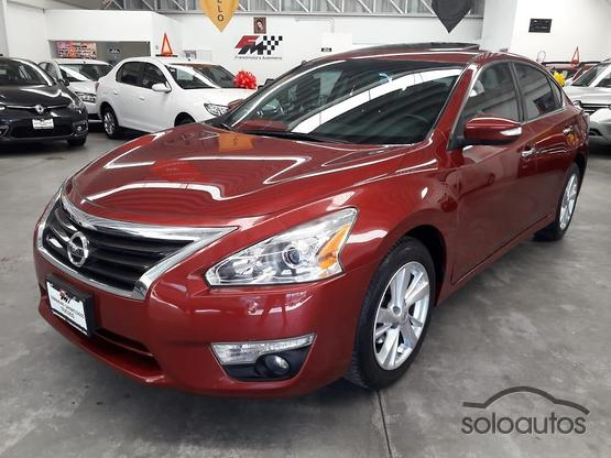 2016 Nissan Altima Exclusive 3.5L V6