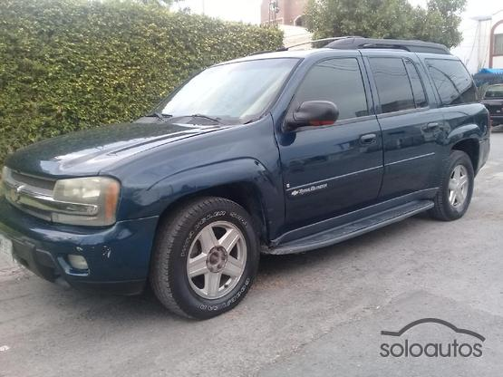 2004 Chevrolet TrailBlazer A