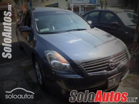 2009 Nissan Altima SL High 2.5L CVT con modo manual