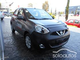 2017 Nissan March Advance TA