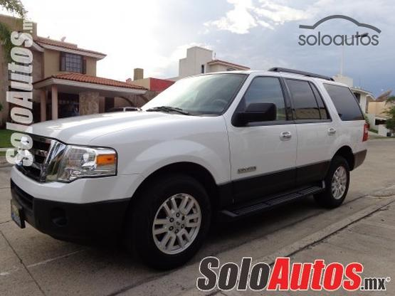 2007 Ford Expedition XLT Tela,4x2
