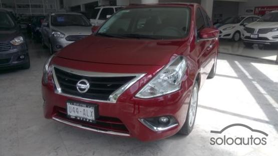 2017 Nissan Versa Advance MT AC