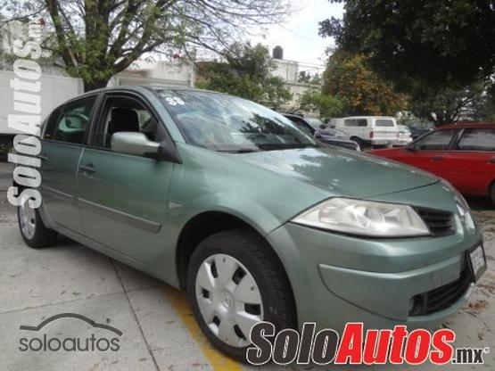 2007 Renault Mégane Authentique MT