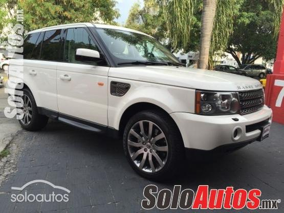 2008 Land Rover Range Rover Sport Supercharged
