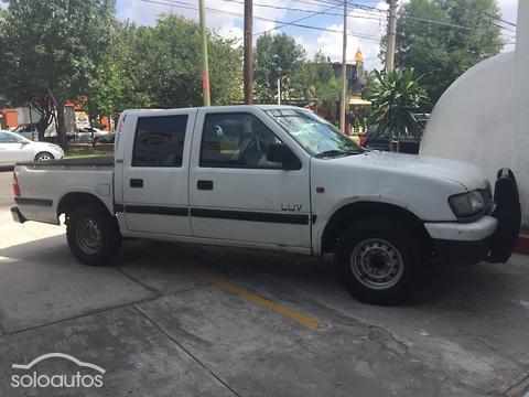 Autos Camionetas Y 4x4s Chevrolet Luv En Venta En Mxico