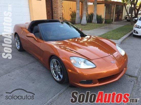 2007 Chevrolet Corvette 2 ptas. Coupe A