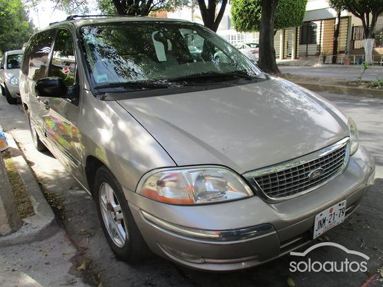 2002 Ford Windstar SE Tela