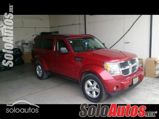 2007 Dodge Nitro SLT Premium AT 4x2