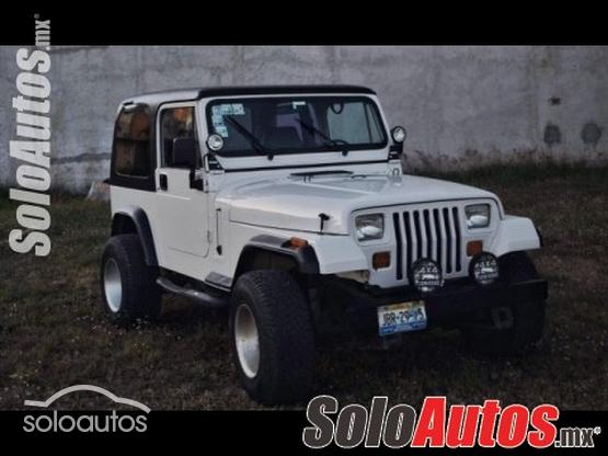 1995 Jeep Wrangler BASE