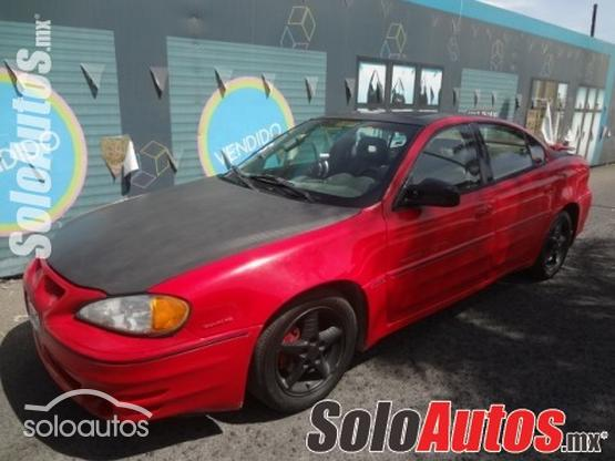 2000 Pontiac Grand Am (OLD) 4PTAS GT A