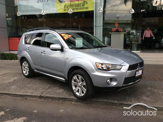 2013 Mitsubishi Outlander 3.0L Limited AT