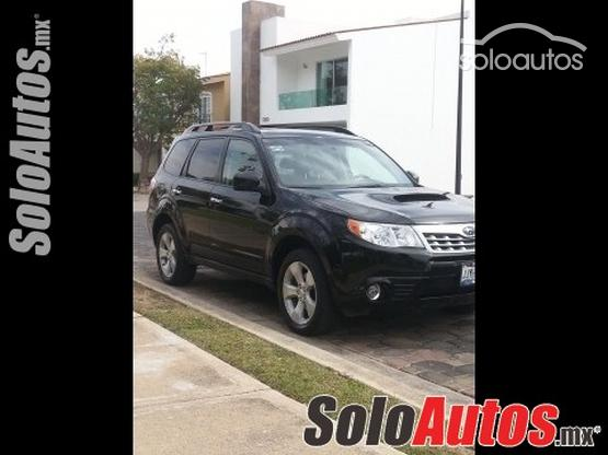 2011 Subaru Forester 2.5 AWD XT Sports