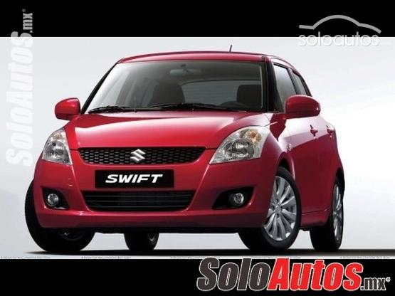 2016 Suzuki Swift GA TM