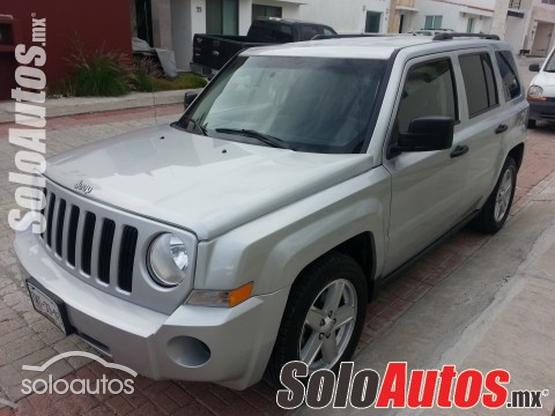2010 Jeep Patriot Base FWD MTX