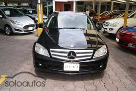 2011 Mercedes-Benz Clase C C 200 Exclusive TA