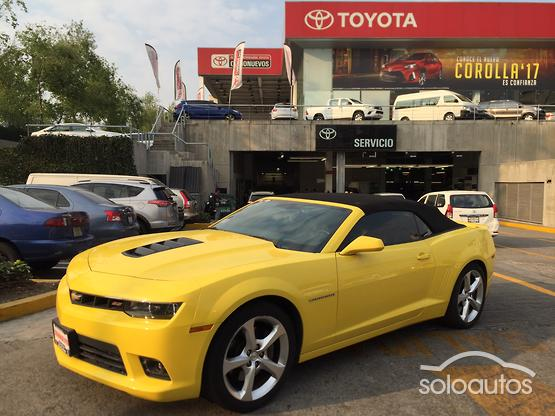 2015 Chevrolet Camaro SS Convertible D AT