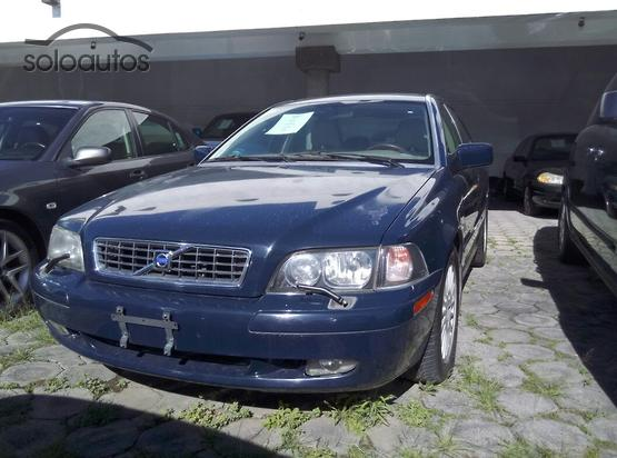 2003 Volvo S40 2.0T AT