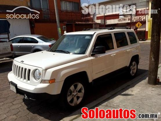 2013 Jeep Patriot Limited FWD CVT