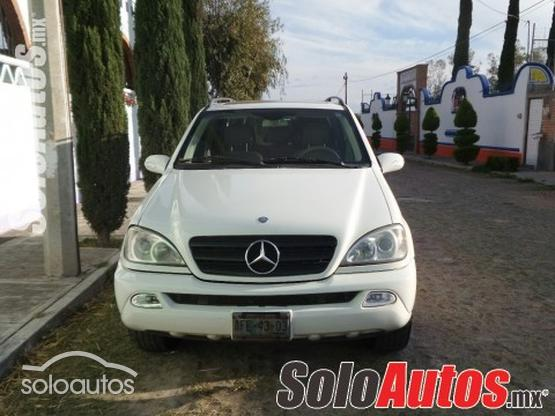 2003 Mercedes-Benz Clase M ML 350