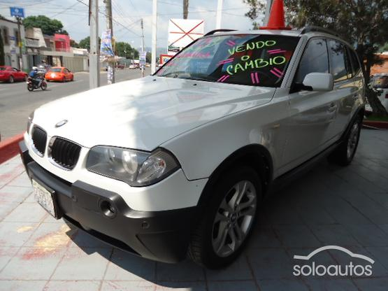 2006 BMW X3 2.5iA Lujo AT
