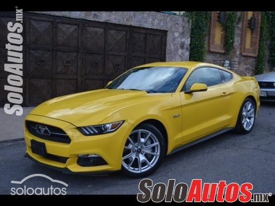 2015 Ford Mustang GT Premium Fastback, V8, TA, Paq. 50Años
