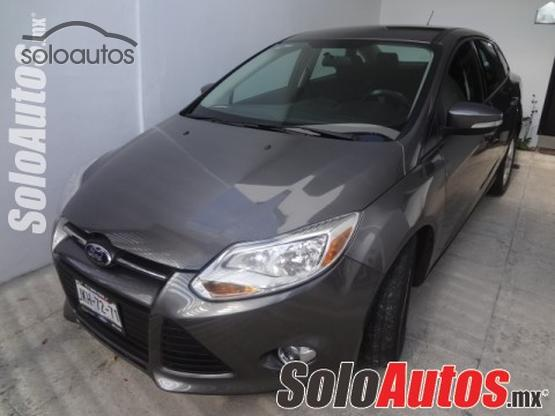 2013 Ford Focus S MT