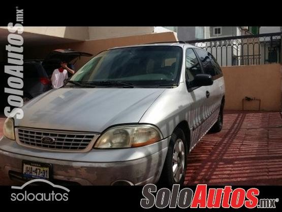 2002 Ford Windstar LX Base,3 Puertas
