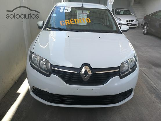 2015 Renault Logan Expression MT