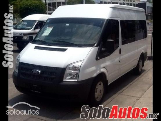 2013 Ford Transit Transit Chassis Corta Diesel A/A