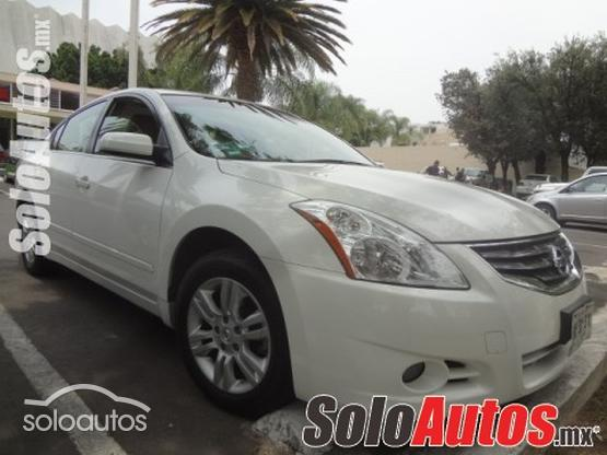 2011 Nissan Altima SL High 2.5L CVT con modo manual