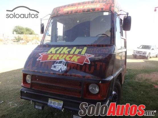 CHEVROLET 1993 FOOD TRUCK MT