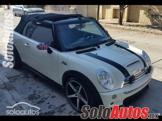 2006 MINI MINI Cooper S Convertible Hot Chili