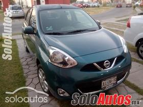 2015 Nissan March Advance TA