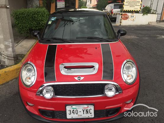 2013 MINI Mini Cooper S Salt AT