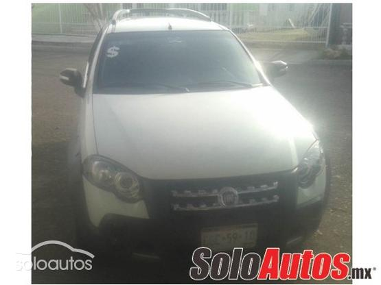2010 Fiat Palio 1.8L Adventure ST MT