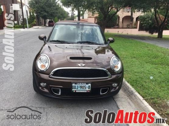 2011 MINI Mini Cooper S Convertible Hot Chili