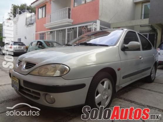 2003 Renault Mégane (OLD) Expression