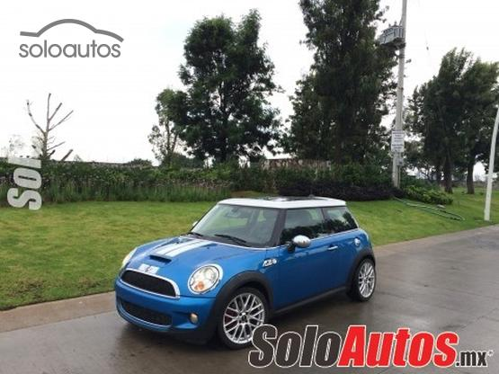 2008 Mini Mini Cooper S Hot Chili